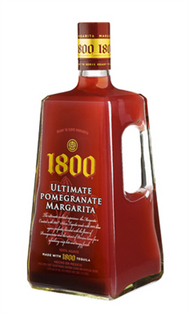 1800 Tequila Ultimate Margarita Pomegranate 1.75l